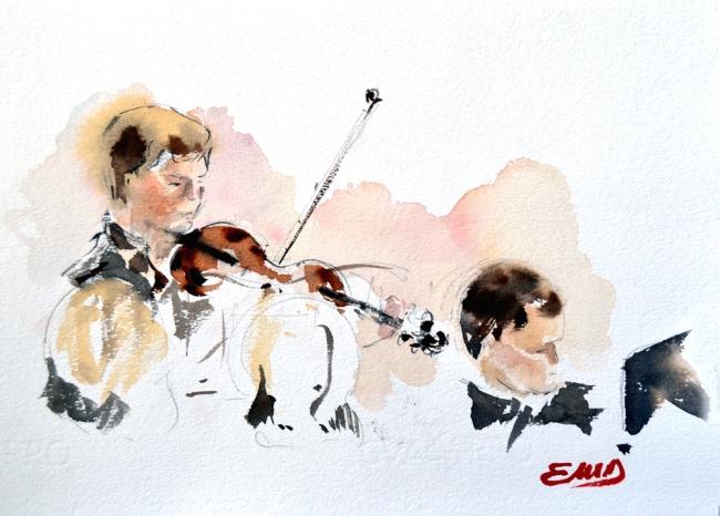 14 - Violin y Piano