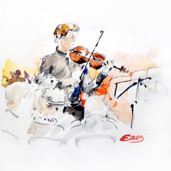 19 - Violin