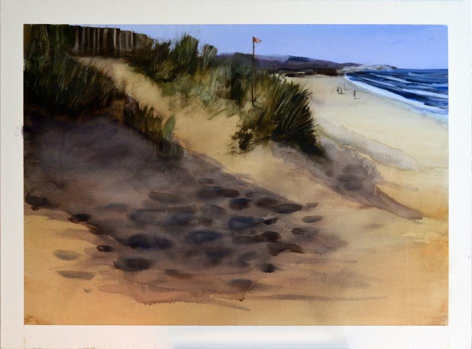 Playa de dunas