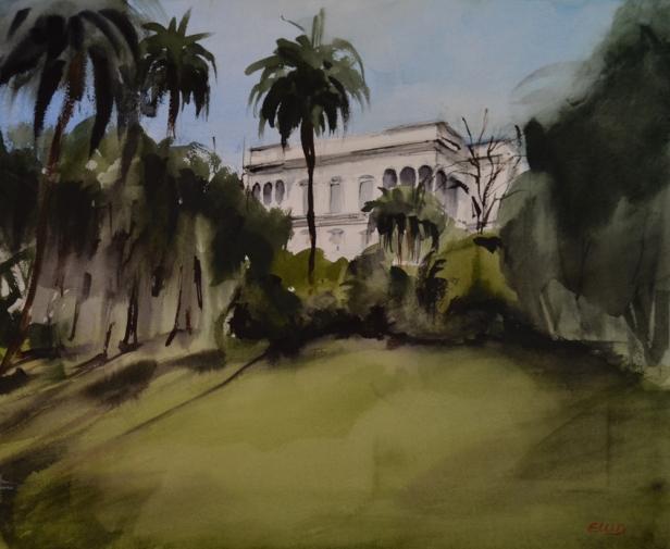 Villa Imperiale, Genova