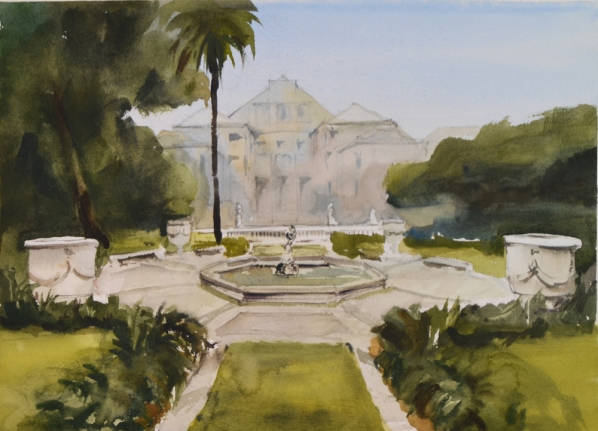 Giardini di zzo - Genova - m